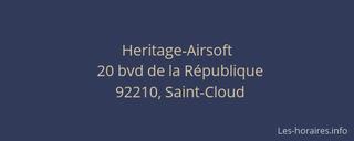 Présentation d'Heritage Airsoft Image_10