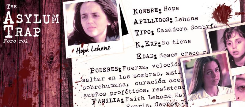 The Asylum Trap Hope310