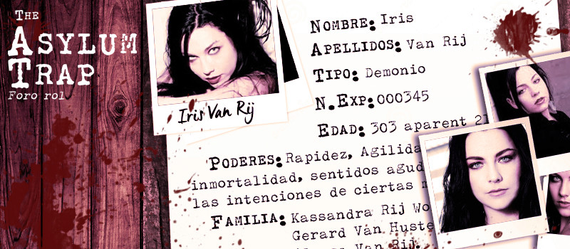 The Asylum Trap Iris310