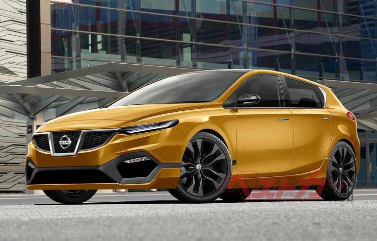 2021 - [Nissan] Tiida III 2c918b10