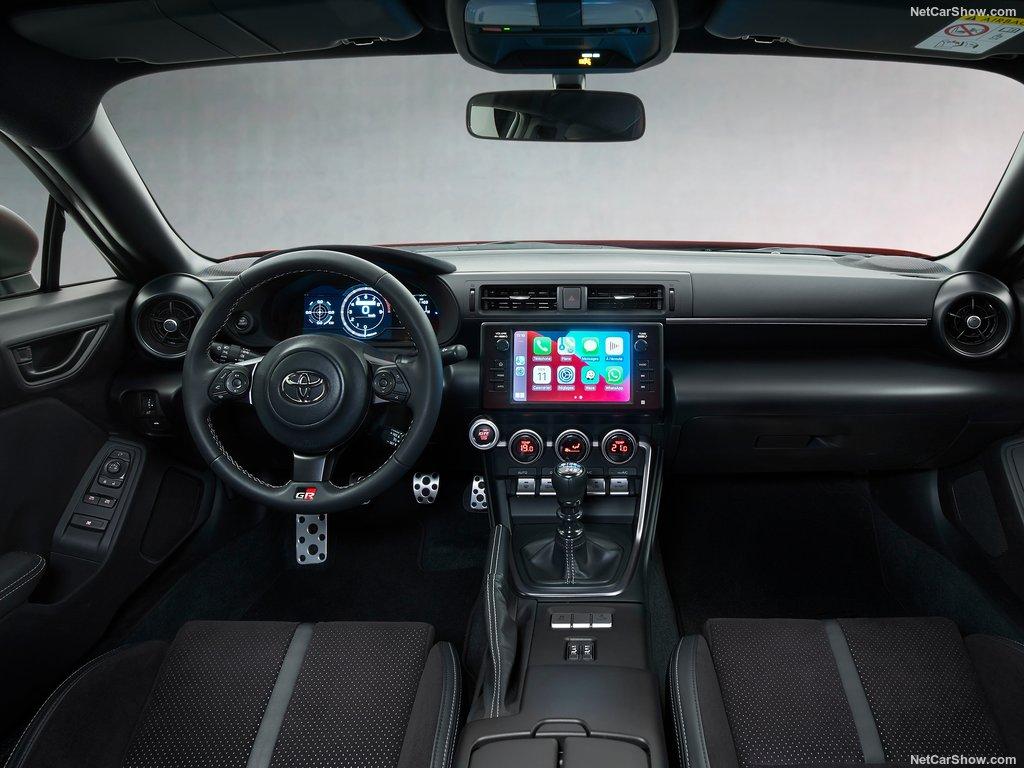 2021 - [Toyota/Subaru] GR86/BRZ II - Page 3 Toyota12