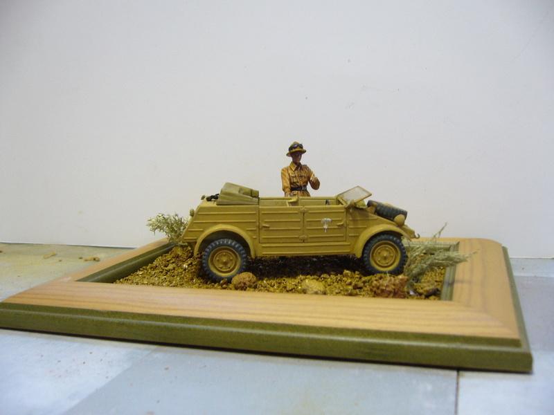 Soldat Afrika Korps 1/35 Warriors P1040413