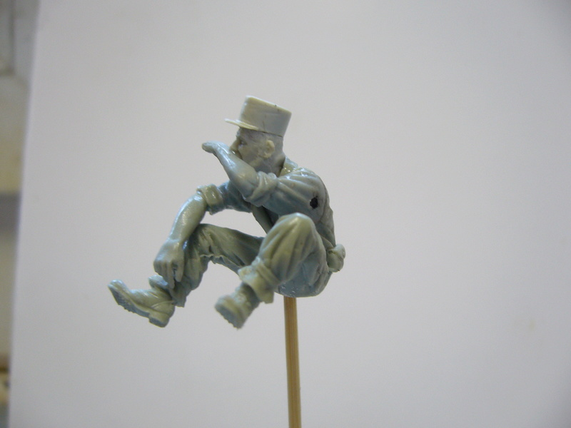 Panhard EBR 10 Hobby Boss 1/35 + figurines U-Models et Chota Sahib/Azimut et Master Box P1040418
