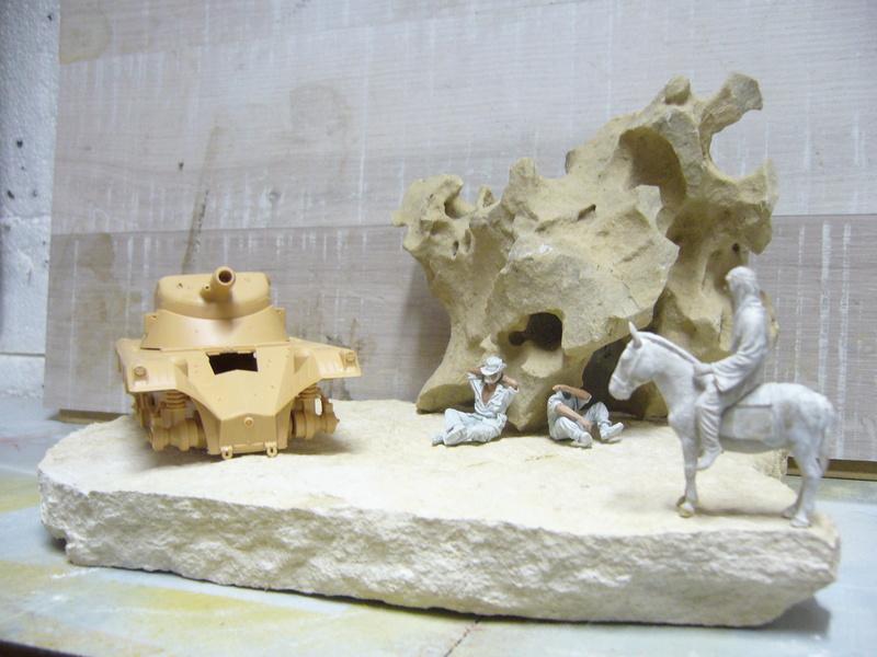 Panhard EBR 10 Hobby Boss 1/35 + figurines U-Models et Chota Sahib/Azimut et Master Box - Page 2 P1040426