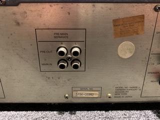 Harman kardon hk 6600 Stereo Integrated Amplifier(USED)SOLD Img_0218