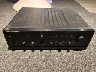 Harman kardon hk 6600 Stereo Integrated Amplifier(USED)SOLD Img_0219