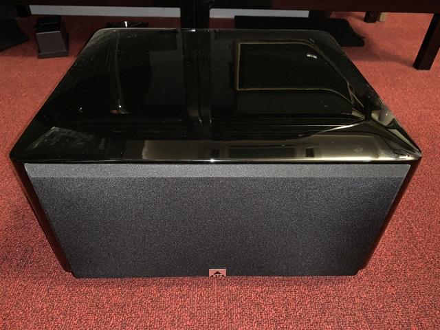 XTZ 99.25 Center MKII Speaker (SOLD) Img_0225