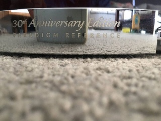 Paradigm Tribute 30th Anniversary Floorstanding Speaker (New) Img_6656