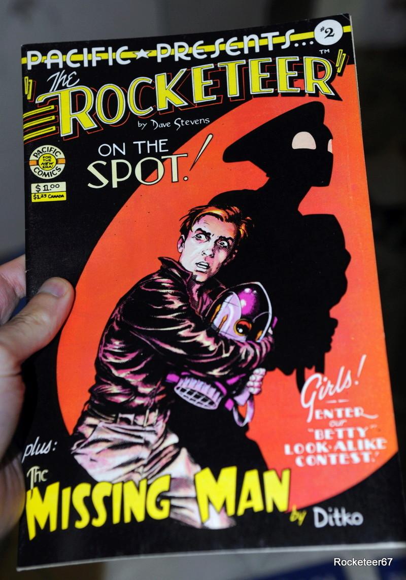 Collection n°529 : Rocketeer 67 - MAJ 09 jan 2019 - Alien -Jango -Harley -Sirène _dsc4814