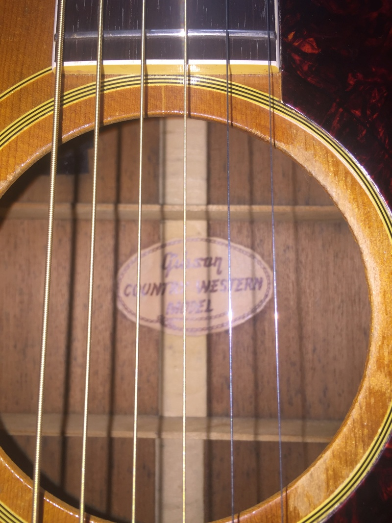 Vds Gibson Country&Western 1957: vendue * A supprimer* 7f316c10