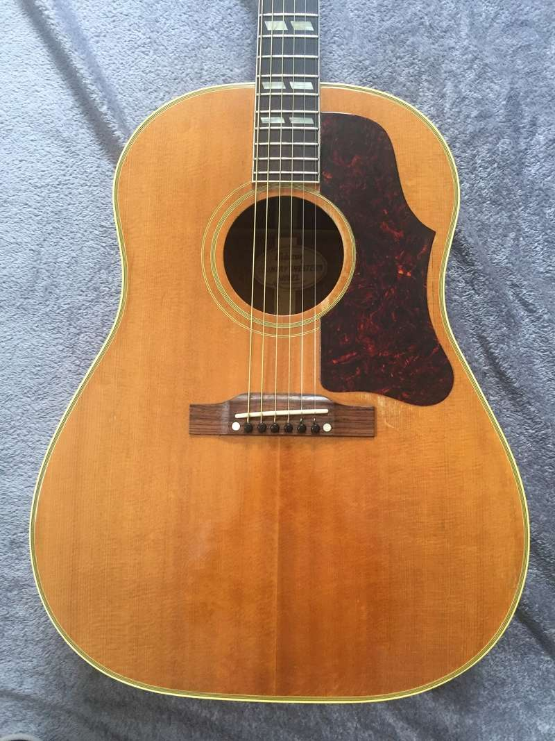 Vds Gibson Country&Western 1957: vendue * A supprimer* 8f56c510