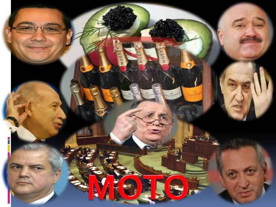 Basescu: Cu PSD nu se poate niciun altfel decat cu bata Slide110