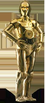 Star Wars : Mais où est passé BB-8 ? - Page 5 C-3po10