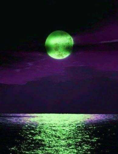 Зелений  Місяць 20 квітня 2018 року.  30707310