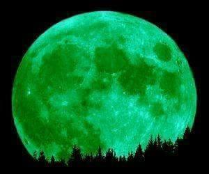 Зелений  Місяць 20 квітня 2018 року.  30714710