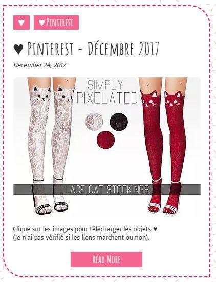 Le Monde de FannyChou'- Blog de Sims Dec20110