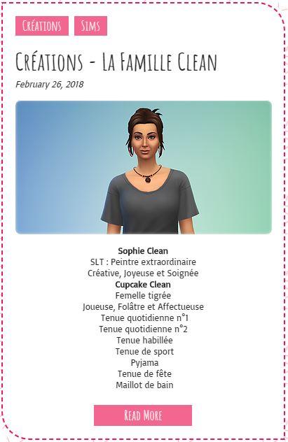 Le Monde de FannyChou'- Blog de Sims - Page 2 Fmaill10