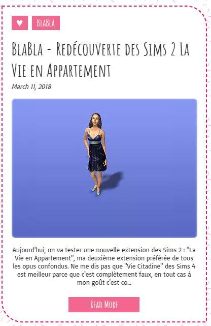Le Monde de FannyChou'- Blog de Sims - Page 2 Lvea10