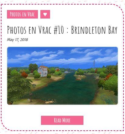 Le Monde de FannyChou'- Blog de Sims - Page 2 Vrac1010