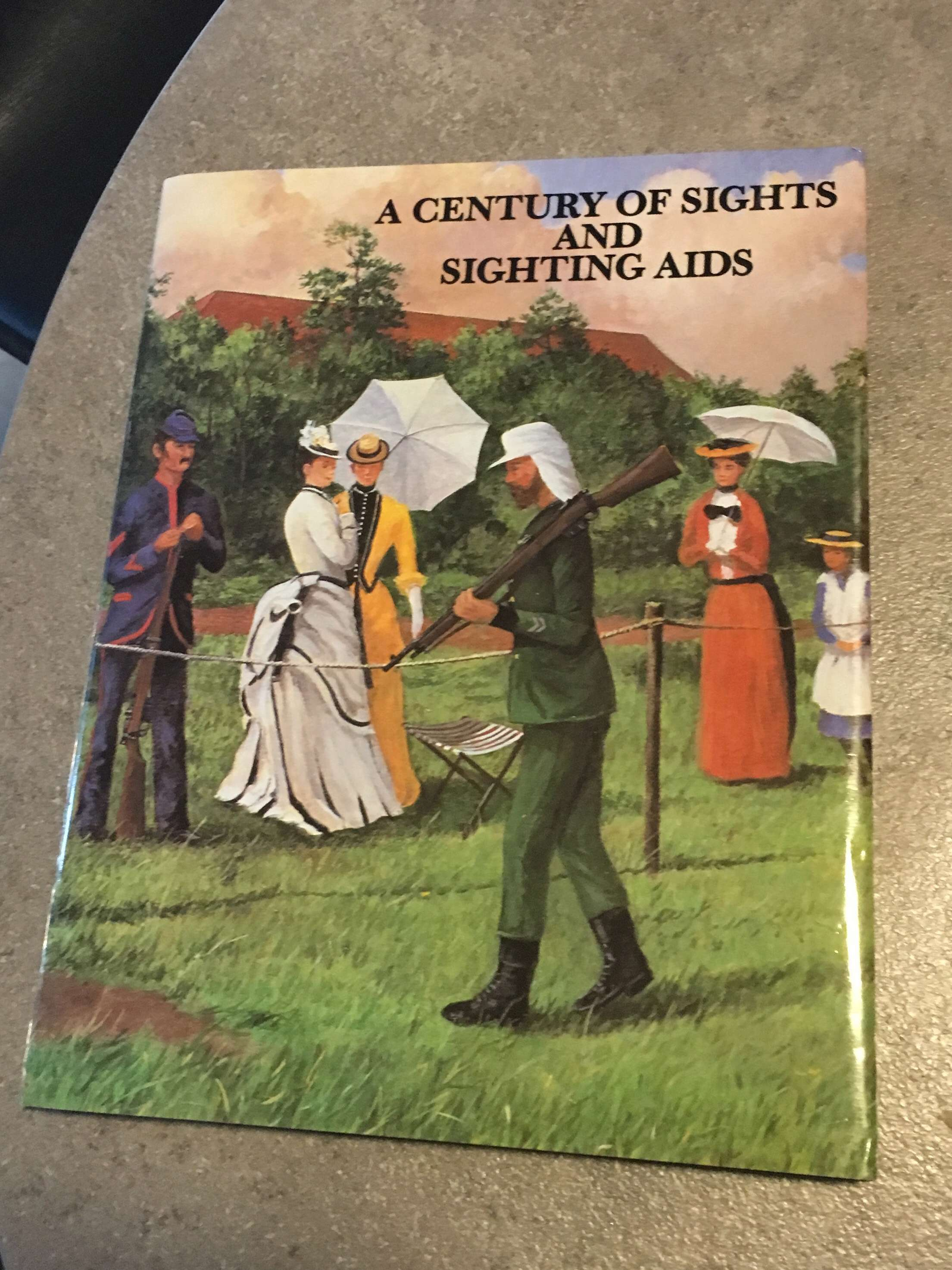 A Century of  Sights and Sighting Aids 89aba310