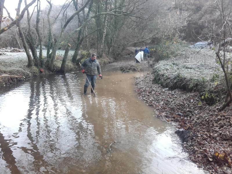 Chantier entretien des cours d'eau 20171114