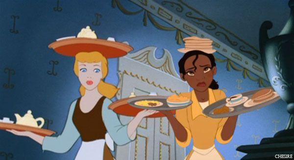 Crossovers de personnages Disney en image 4ce8c710