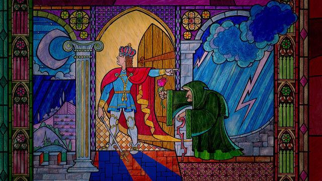 La Belle et la Bête, Le Bossu de Notre-Dame ou Atlantide, l'empire perdu ? - Page 2 Beauty16