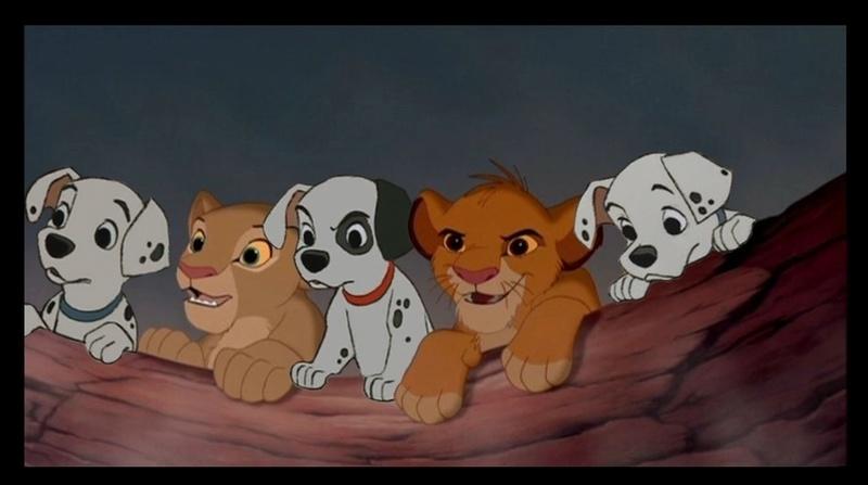 Crossovers de personnages Disney en image Dalmat10