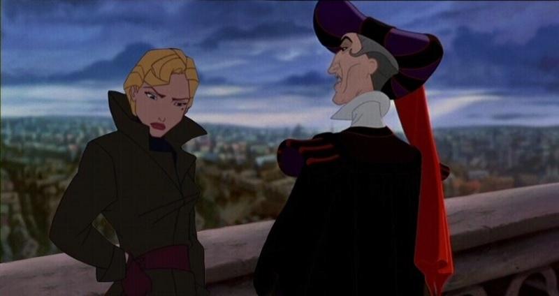 Crossovers de personnages Disney en image Disney11