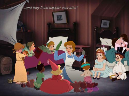 Crossovers de personnages Disney en image Story-10
