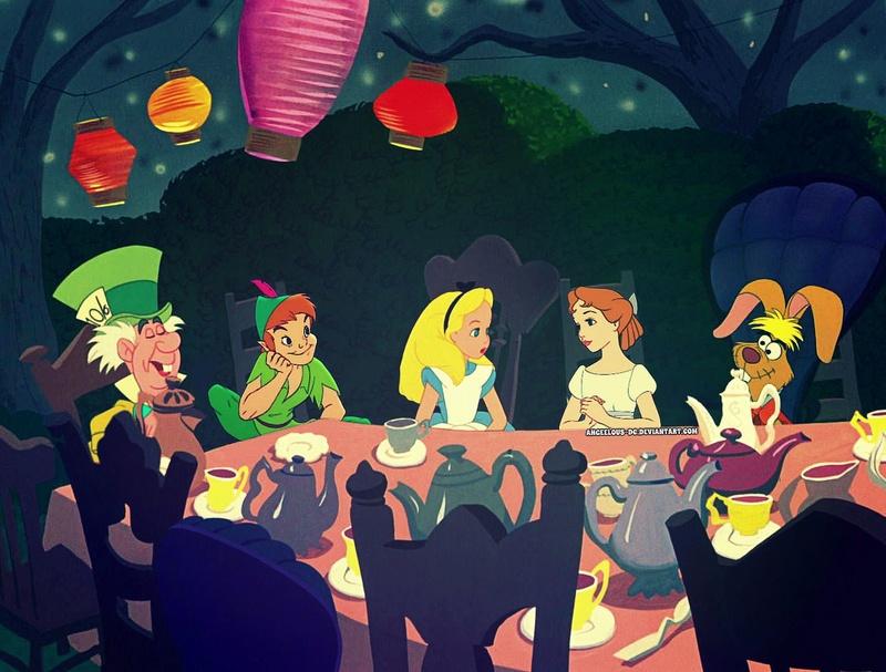 Crossovers de personnages Disney en image Tea-pa10