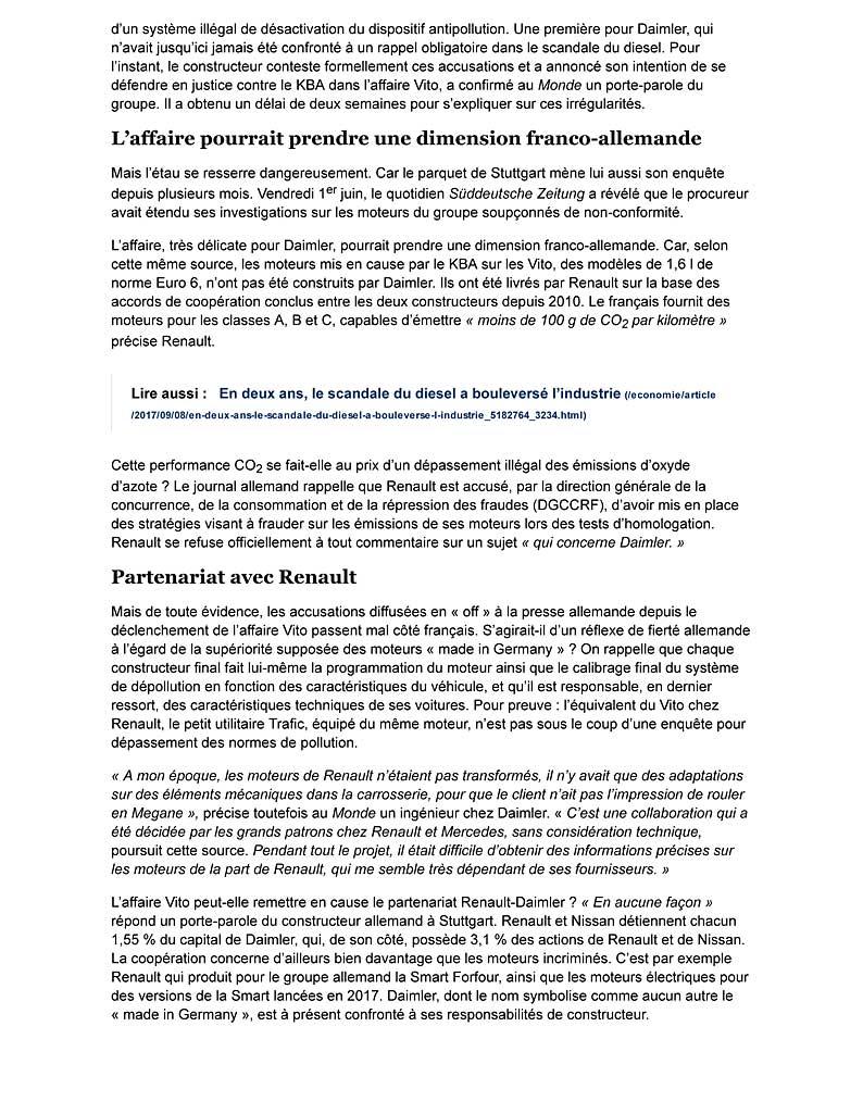 Interdiction des véhicules Diesel en Allemagne Diesel11