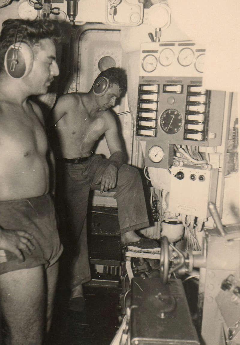 [ Divers - Les classiques ] La vie à bord d'un sous-marin classique - Page 23 Ariane13
