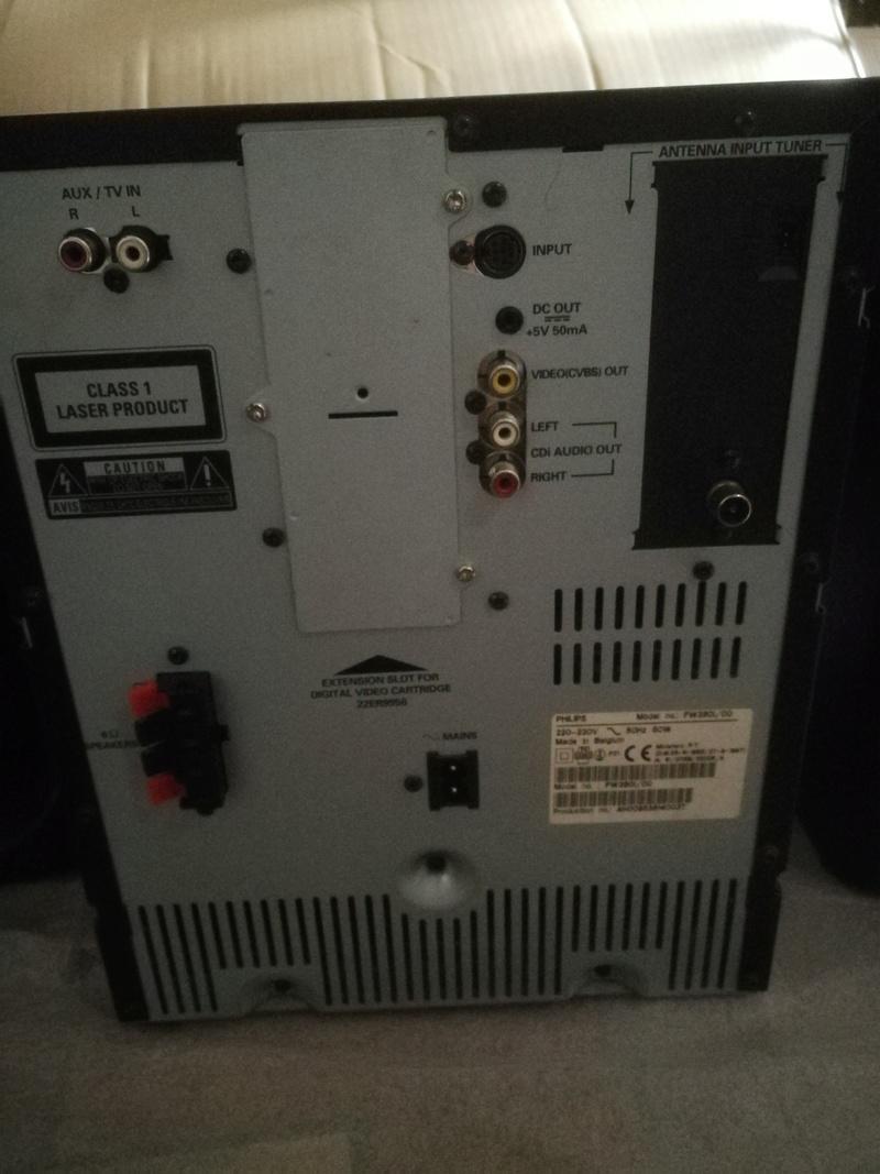 [ESTIM] CD-I 450 complet et le très rare FW380i ! (CD-I intégré à chaine hifi) Img_2197