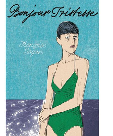 Bonjour Tristesse, l'adaptation BD du roman de Françoise Sagan Bonj10