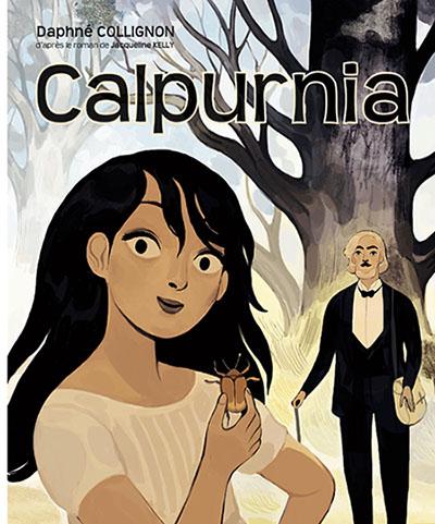 Calpurnia, la bande dessinée de Daphné Collignon Calp10