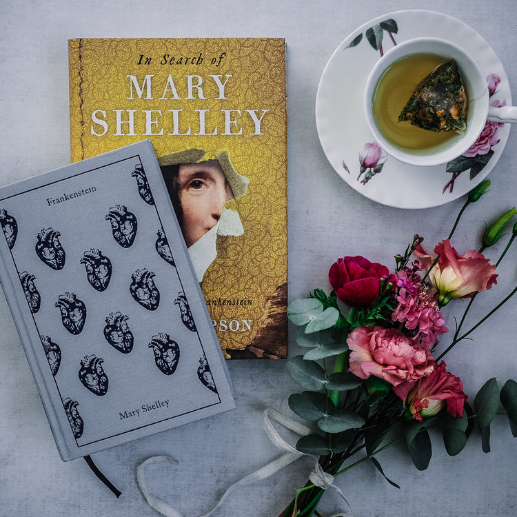 In Search of Mary Shelley: The Girl Who Wrote Frankenstein de Fiona Sampson Marysh10
