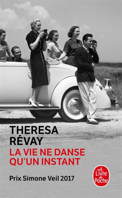 La vie ne danse qu'un instant de Theresa Revay Revay10
