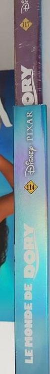 [Rééditions DVD] La Collection des Héros Disney - Page 2 Findin10
