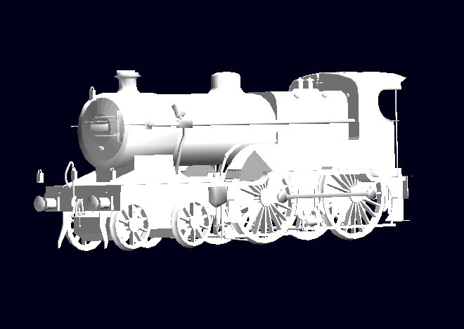 Locomotives in the Works 2p11