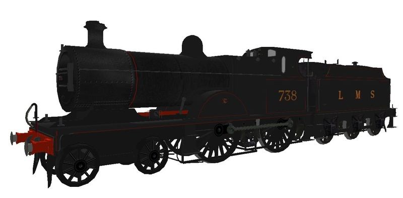 Locomotives in the Works 73811
