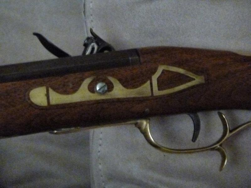 Found an interesting flint lock at a local gun shop Sutter12