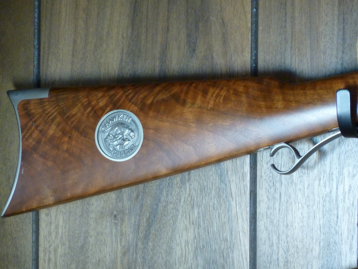 """Can a """"Commercial"""" Muzzle loader Maker Build an """"Attractive"""" Rifle? Thomps13"""