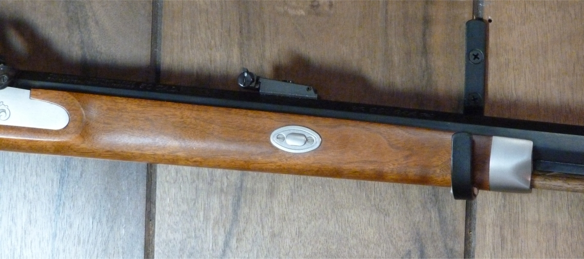"""Can a """"Commercial"""" Muzzle loader Maker Build an """"Attractive"""" Rifle? Thomps14"""