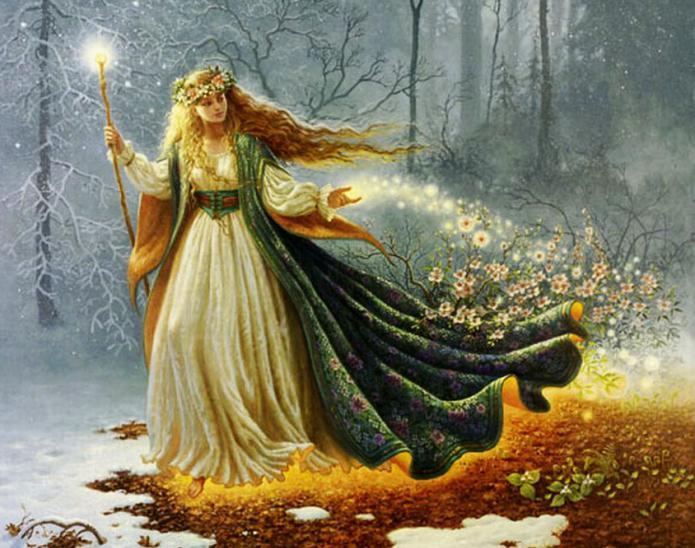 Ритуал-обращение к богине Фрейе. 72112910