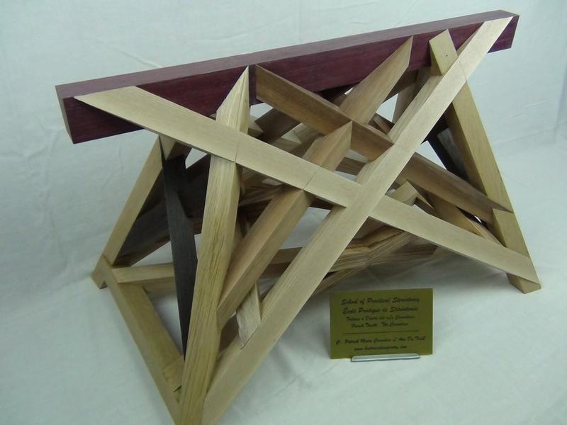 """Fabrication  """"urgente """" (façon Corse) de TRETEAUX en bois 66e9df10"""