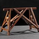 """Fabrication  """"urgente """" (façon Corse) de TRETEAUX en bois 80d5c310"""