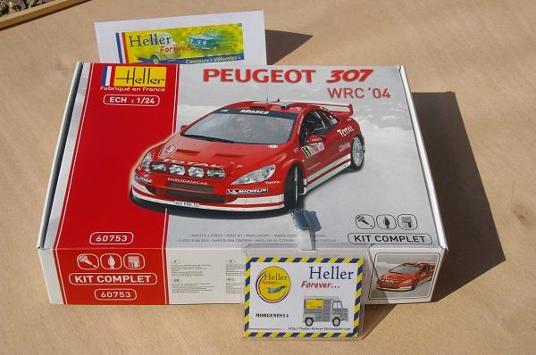 [1/24e] Peugeot 307 wrc 2004 - ref 60753 307_110