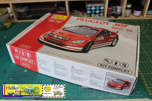 [1/24e] Peugeot 307 wrc 2004 - ref 60753 Img_6111