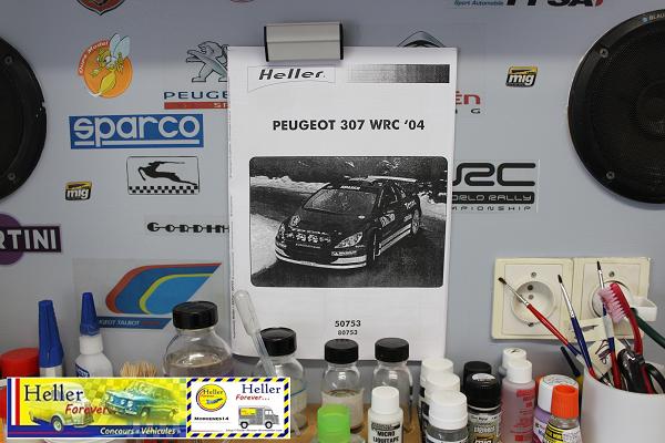[1/24e] Peugeot 307 wrc 2004 - ref 60753 Img_6121